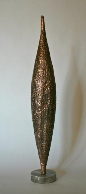 Closed Bronze Pod